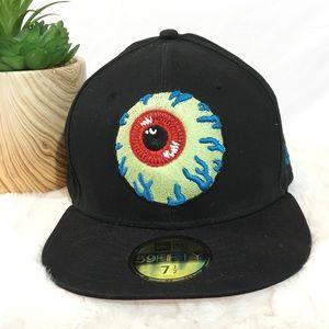 Mnwka new eyeball fitted hat new era